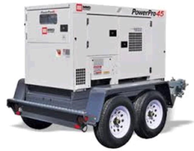 Where to find GENERATOR, 25KVA DIESEL in Texas City