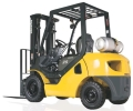 Rental store for FORKLIFT,5000LB GAS PROPANE in Texas City TX