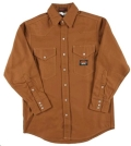 Rental store for .SHIRT,F.R.C. SZ MED. BROWN in Texas City TX